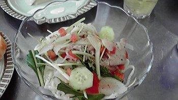 20100526 洋風豚肉の冷しゃぶうどん.jpg