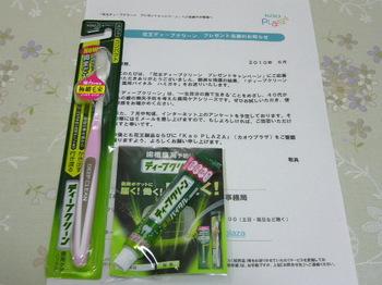 20100625 花王 ディープクリーン.JPG