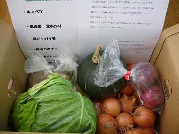 20111004 篠路秋の収穫セット.JPG