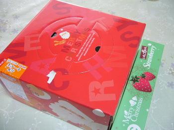 20111223 コープさっぽろ×明治 X'masケーキ外箱.JPG